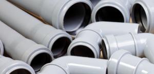 комплектующие монтажа водосточной системы из пластика